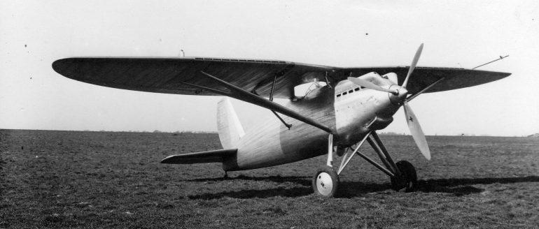 Nieuport Delage NiD.121C1 prototype