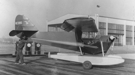 Aeronca PC-3