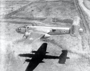 North American B-25J FAB-5054