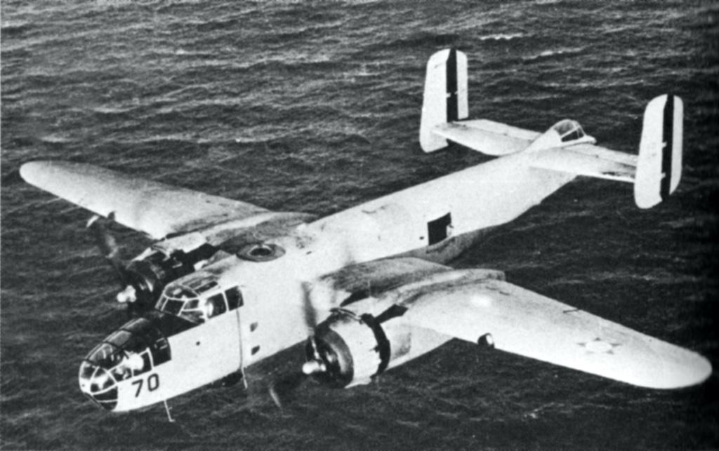North American B-25J FAB-5070