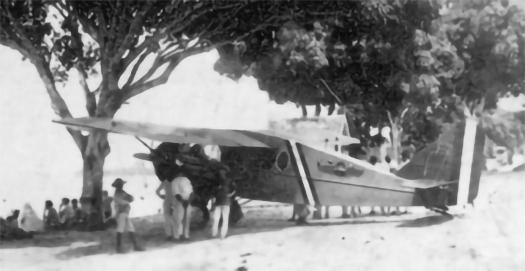 "Bellanca CH-200 Pacemaker ""Perú"""