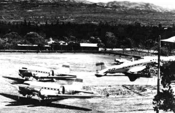 LACSA's DC-3s