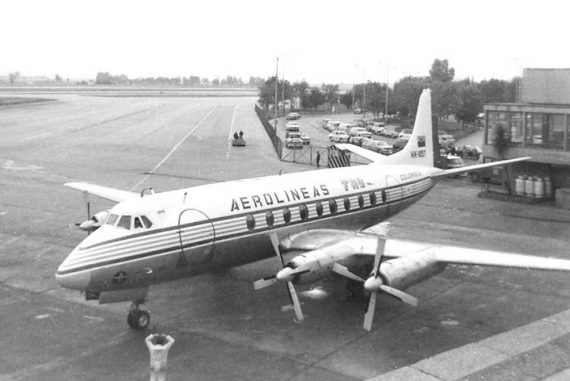 Vickers Viscount HK-1057