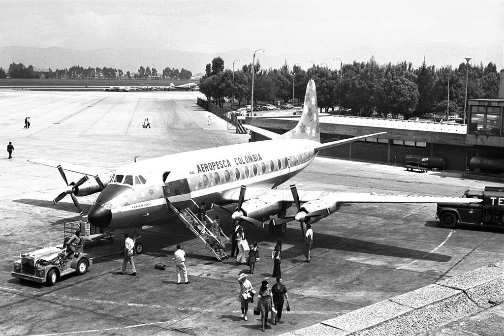 Vickers Viscount HK-1319