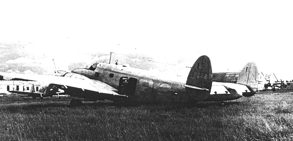 Lockheed RB-34 41-38032