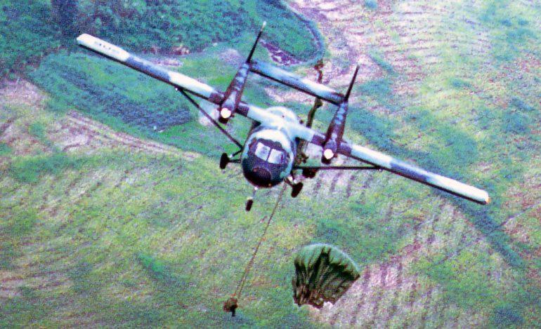 Ecuadorian Army IAI-201 T-207