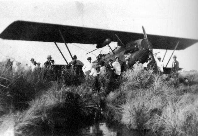 Paraguayan Potez 25 A-2