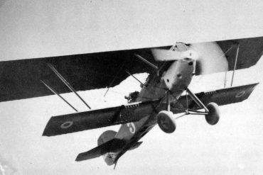 """Paraguayan Potez 25 A-2, serial """"5"""""""