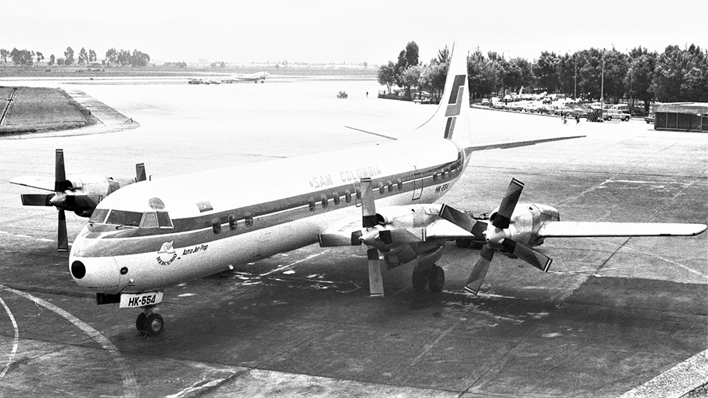 L-188, HK554