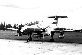 FMA IA-58A Pucará, AX-04