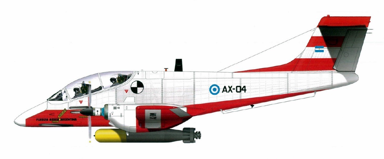 FMA IA-58A serial AX-04