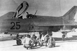 Cuban MiG-21 F.13